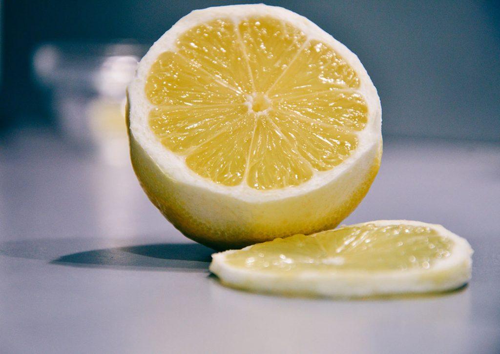 le citron en cuisine